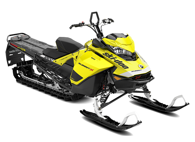 Снегоход BRP Ski-Doo 2019 SUMMIT X 850 165″ SHOT