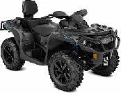 BRP Can-Am  OUTLANDER MAX XT 650 MINERAL GREY